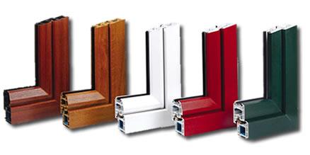 Colores y estilos para sus ventanas de pvc ventanas de for Ventanas de pvc tipo madera